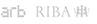ARB et RIBA logos