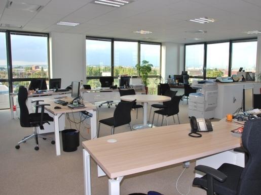 Bouygues Construction IDF - aménagement de bureaux