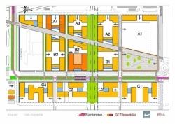 Concours - projet architecte parc d'entreprises