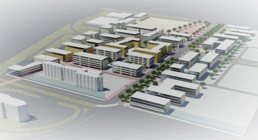 Concours - projet parc d'entreprises