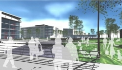 GIAT - projet architecte parc d'entreprises