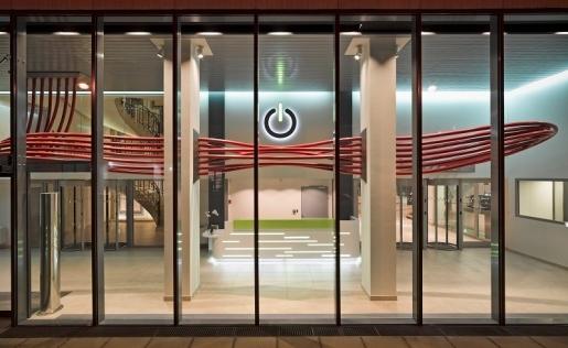Global Switch Datacenter, Paris