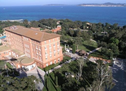Hôtel Beauvallon, Sainte Maxime