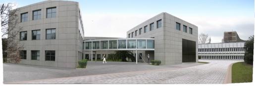 La Gaude- rénovation de bureaux et aménagement paysager