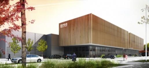 Projet de Datacenter - étude d'architecte pour un datacenter