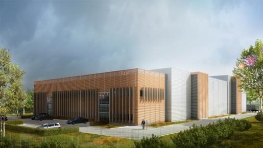 Reims - Permis de construire de datacenter
