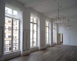 Showroom et espace d'exposition