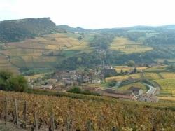 Vergisson village