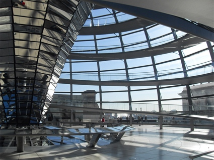 Visite architecturale à Berlin