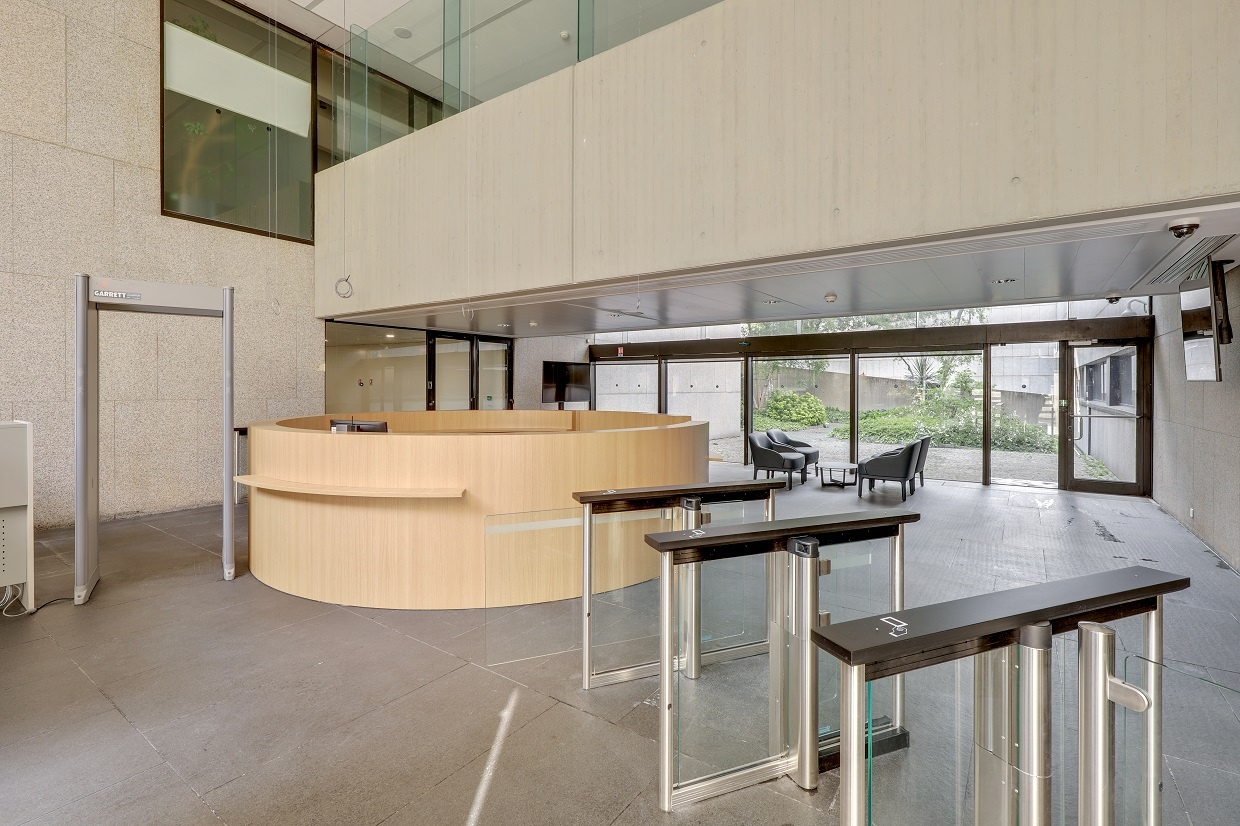 Reid Brewin Architectes Aménagement ambassade Architecture Paris