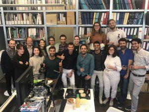 Reid Brewin Architects team
