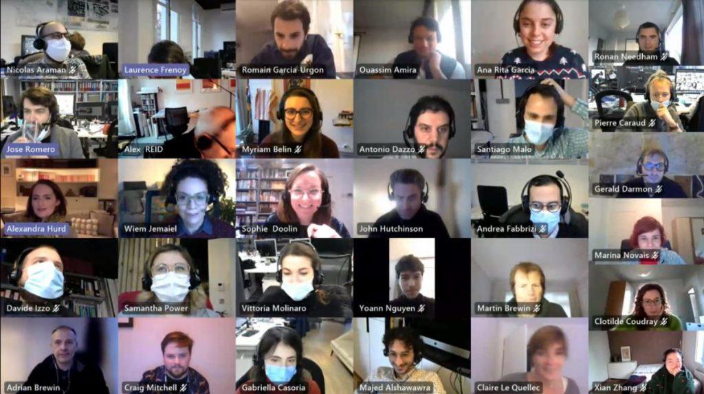Reid Brewin Architects - architectes video call