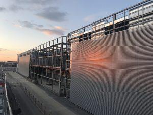 Reid Brewin Architects - data centre paris