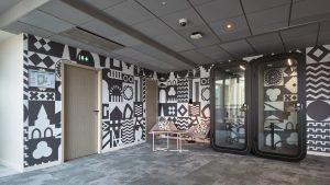 LinkedIn office - Level 6 - Paris - Henri J Lyons - Agilite -Seek