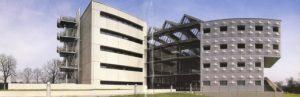School of Architecture, Marne la Vallee