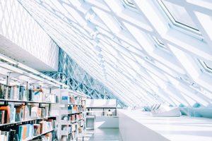 Books in architecture