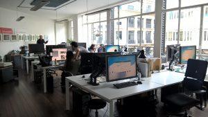 Reaumur office in Paris